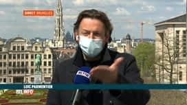 RTL INFO 13H : Coronavirus: le point sur le futur plan de relance économique
