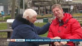 RTL INFO 19H : Lommel: l'indignation après le passage à tabac d'un handicapé
