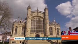 RTL INFO 13H : Funérailles du prince Philip: la cérémonie se déroulera dans l'inti...