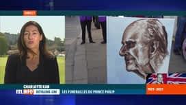 RTL INFO 13H : Funérailles du prince Philip: le public appelé à ne pas se rendre à...