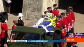 RTL INFO 19H : Funérailles du prince Philip: le prince avait lui-même préparé ses...
