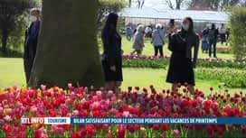 RTL INFO 13H : Les floralies de Grand-Bigard attirent la foule malgré la crise...