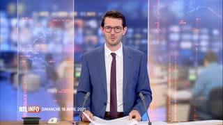 RTL INFO 13H : RTL INFO 13 heures (18/04/21)