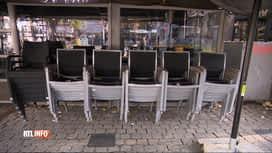 RTL INFO 19H : Des restaurateurs ne croient pas en la réouverture des terrasses le...