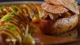 Top Chef : L'assiette en sauce d'Arnaud