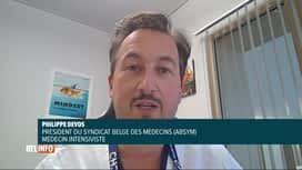 RTL INFO 19H : Coronavirus en Belgique: les dernières mesures ont eu moins d'impac...