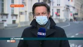 RTL INFO 19H : Coronavirus: l'horeca prépare la réouverture des terrasses