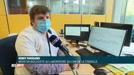 RTL INFO 19H : Coronavirus: le variant britannique est majoritaire en Belgique