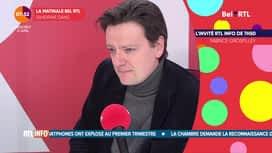L'invité de 7h50 : François De Smet (21/04)