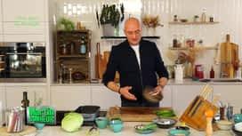 Martin Bonheur : Chou farci au fromage