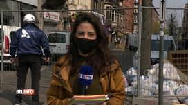 RTL INFO 13H : Incendie à Anderlecht: un père et sa fille retrouvés sans vie
