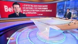 RTL INFO 13H : Coronavirus: François De Smet plaide pour l'ouverture des lieux cul...