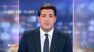 RTL INFO 13H : RTL INFO 13 heures (21/04/21)