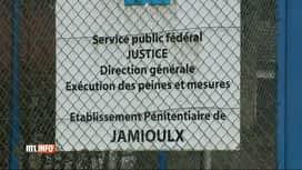 RTL INFO 13H : Coronavirus: 2 ailes de la prison de Jamioulx placées en quarantaine
