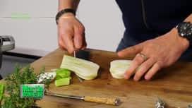 Martin Bonheur : Osso bucco de fenouil