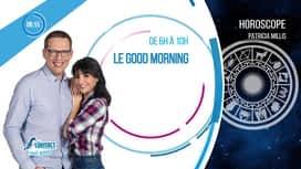 Le Good Morning : Emission du 22/04