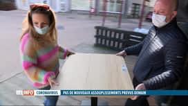 RTL INFO 19H : Coronavirus: les restaurateurs qui ouvriront avant le 8 mai seront ...