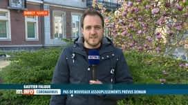 RTL INFO 19H : Coronavirus: la Wallonie donne un coup de pouce au secteur de l'horeca