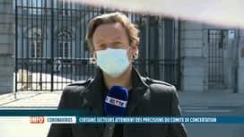 RTL INFO 13H : Coronavirus: les enjeux du comité de concertation de cet après-midi