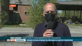 RTL INFO 13H : Codeco: attente de décisions par le secteur des évènements culturels