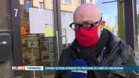 RTL INFO 13H : Codeco: sondage sur ce qui manque le plus aux Belges au niveau cult...