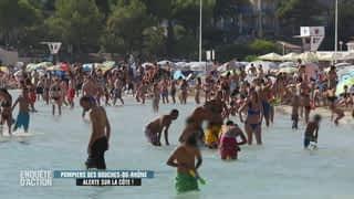 Pompiers des Bouches-du-Rhône : alerte sur la côte !