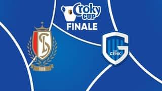 Croky Cup : 25/04 : Standard - Genk (La finale)