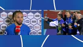 Croky Cup : 25/04 : Theo Bongonda (KRC Genk)