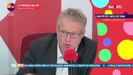 L'invité de 7h50 : Philippe Henry