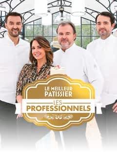 Le meilleur pâtissier - Les professionnels