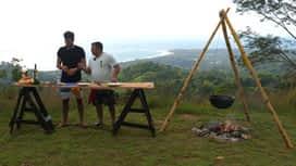A Konyhafőnök - Dzsungeltúra Armandóval : Dzsungeltúra Armandóval - Costa Rica-i magyar gulyás