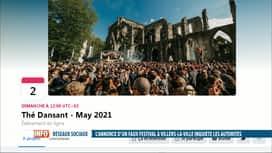 RTL INFO 19H : Le Thé Dansant à l'abbaye de Villers-la-Ville n'aura pas lieu