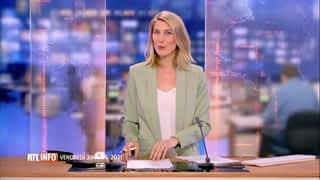 RTL INFO 13H : RTL INFO 13 heures (30/04/21)