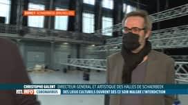 """RTL INFO 19H : Le point sur le début des actions """"Still standing for culture"""""""