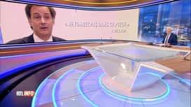 """RTL INFO 19H : Les autorités appellent à ne pas participer à """"La Boum 2"""""""