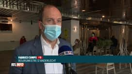 RTL INFO 19H : Le personnel communal et enseignant d'Anderlecht vacciné contre la ...