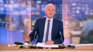RTL INFO 19H : RTL INFO 19 heures (30/04/21)
