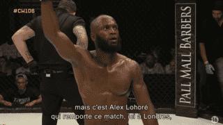 CW106 - Alex Lohore VS Aaron Khalid