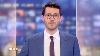 RTL INFO 19H : RTL INFO 19 heures (01/05/21)
