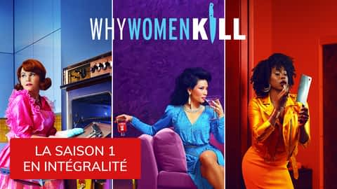 Why Women Kill en replay