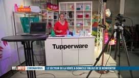 RTL INFO 13H : Coronavirus: le secteur de la vente à domicile doit se réinventer
