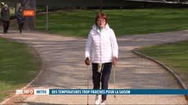 RTL INFO 19H : Le temps est particulièrement frais pour le moment