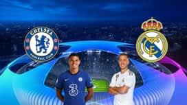 Champions League : 05/05 : Chelsea - Real Madrid (demi-finale)
