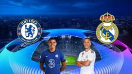 Champions League : 05/05 : Chelsea - Real Madrid (les buts)