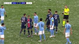 Champions League : 04/05 : Manchester City - PSG : 1ère mi-temps