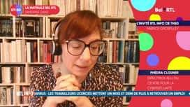 L'invité de 7h50 : Phédra Clouner (05/05)