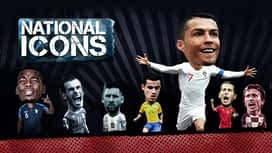 National Icons en replay