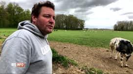 RTL INFO 19H : La FWA veut défendre un modèle d'agriculture familiale