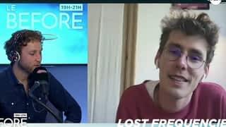 Lost Frequencies en interview et en mix sur Fun Radio