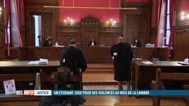 RTL INFO 13H : La Boum 1: procès d'un jeune homme accusé d'avoir frappé deux polic...